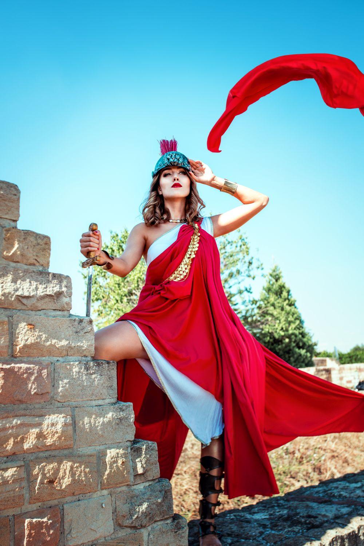 2020, Athena, GODDESSES Göttinnen