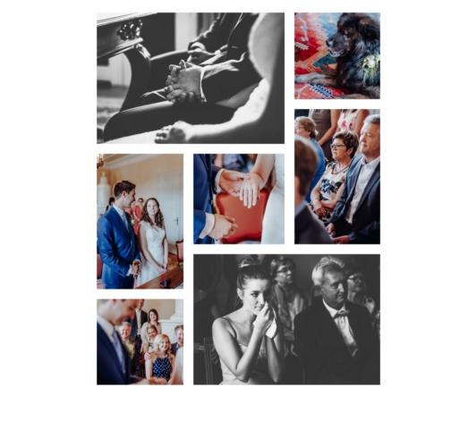 Hochzeit in Edingen, Fotoreportage und Shooting des Brautpaars