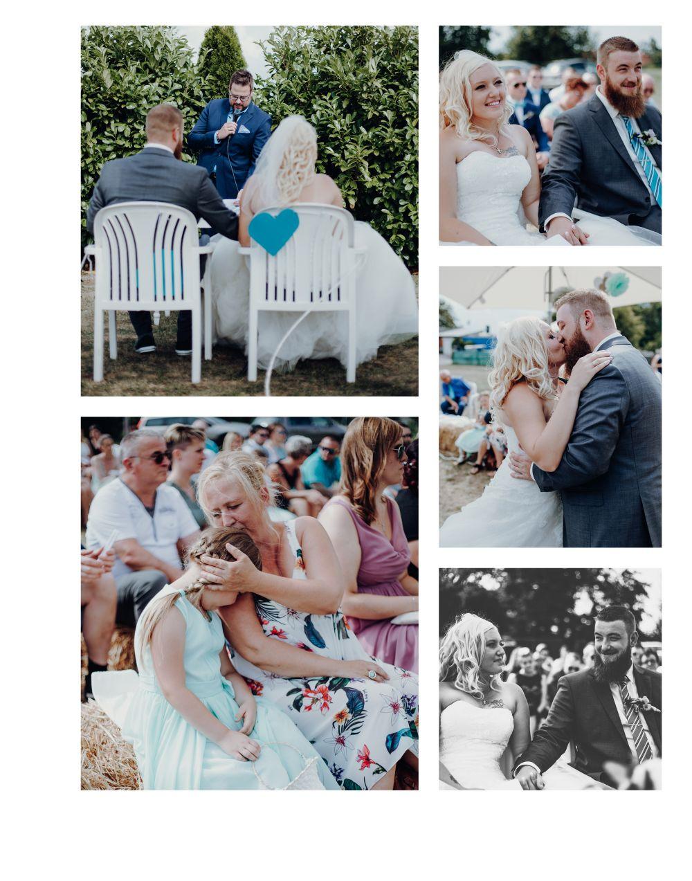 Hochzeit in Dirmstein, Pfalz, Fotoreportage
