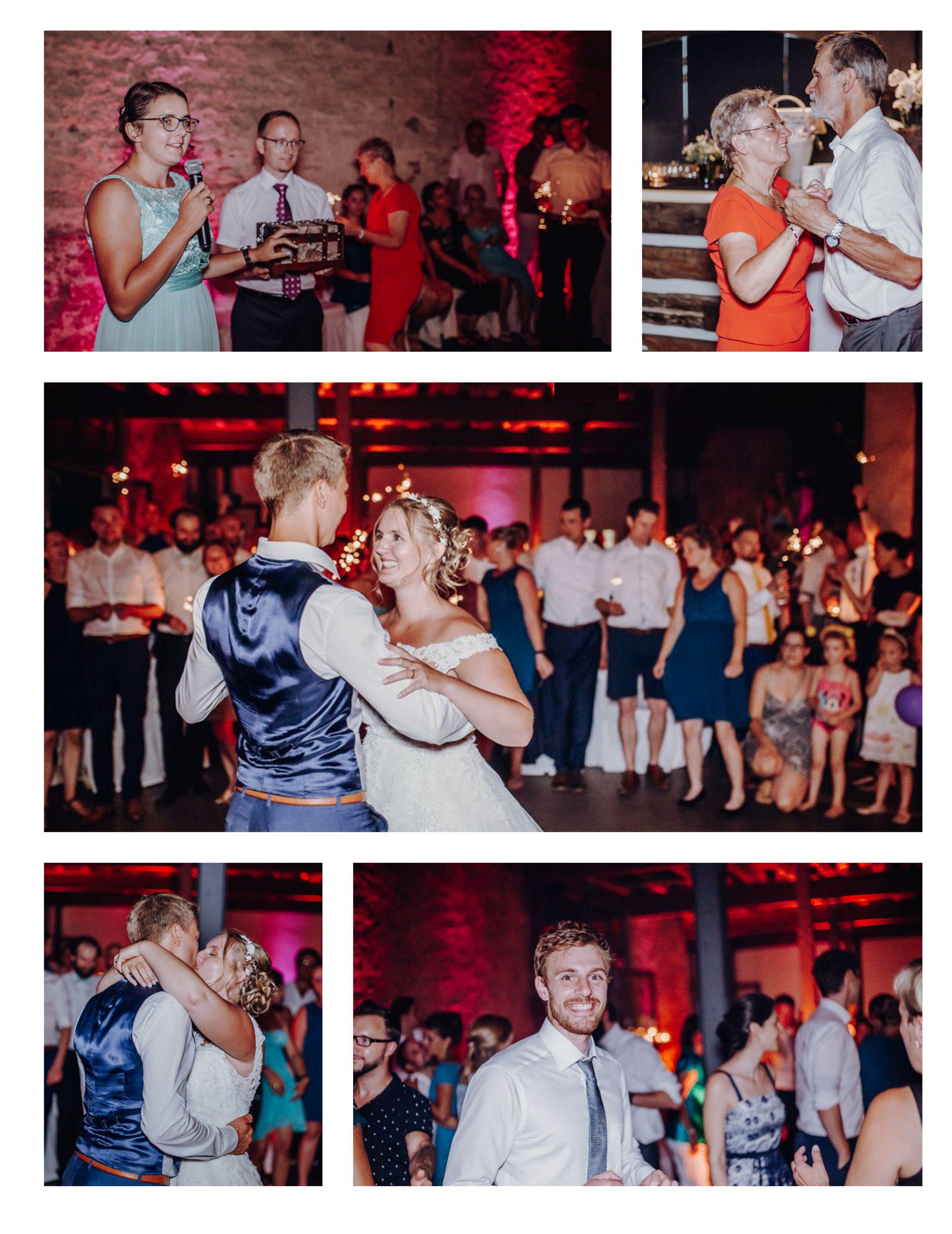 Jessi und Alex in Ladenburg am feiern, Fotoreportage