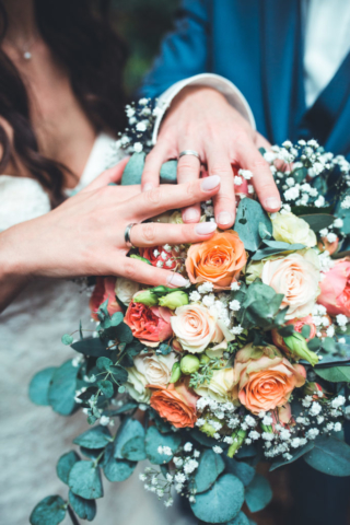 Hochzeit Mannheim, Blumenstrauß