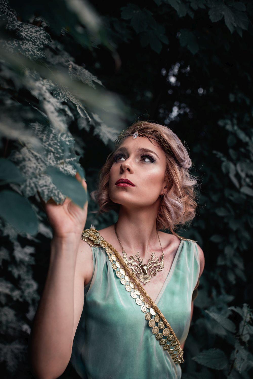 2020, Artemis, GODDESSES Göttinnen