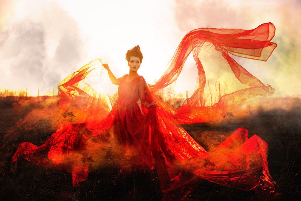 2018, Feuer, #ProjektErde Naturschutz Fotoprojekt