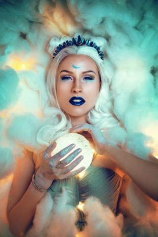 2020, Luna, GODDESSES Göttinnen