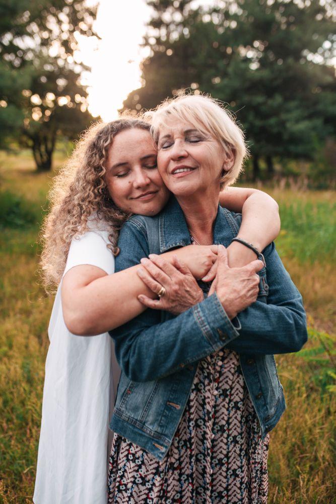 2020, Christel Julia, Viernheim, Mutter Tochter Shooting
